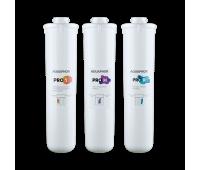 Комплект картриджей для Аквафор Eco Pro H